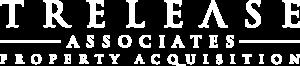 Trelease Associates Logo White Tagline 300x66